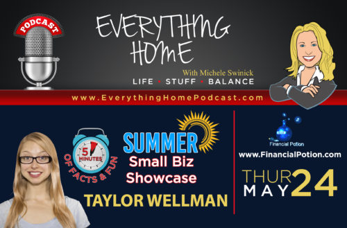 Summer Small Biz Taylor Wellman Banner