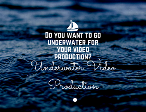 Going Under, Underwater Video Production