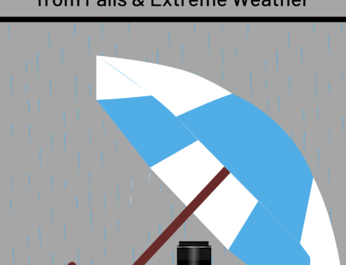 How To Protect Your Equipment from Falls & Extreme Weather